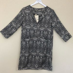 Zara Women's Tunic Blouse